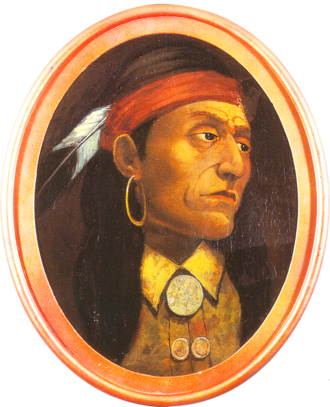 Battle of Devil's Hole - Chief Pontiac