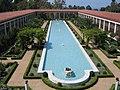 Pool at Getty Villa.JPG