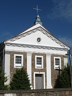 Porazava-St.Michael Roman Catholic Church.JPG
