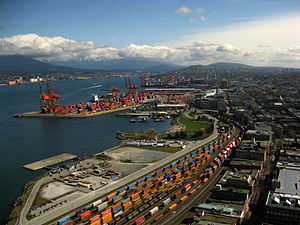 Vancouver Fraser Port Authority - The Port of Vancouver
