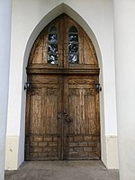 Portal of Lutheran church in Tirza.jpg