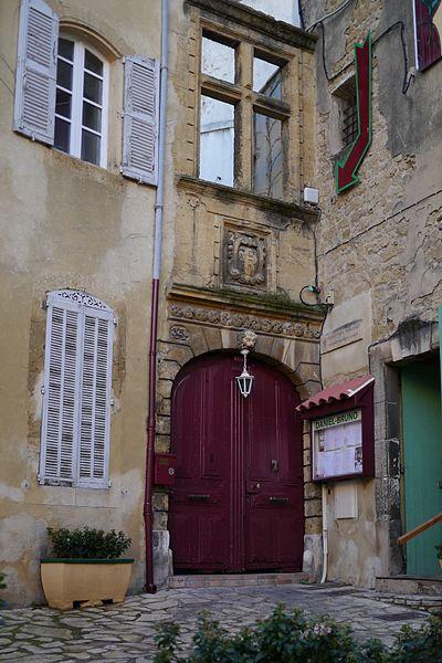 Immeuble, 35 rue du Moulin-d'Isnard (Inscrit, 1974)