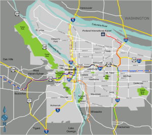 Portland Oregon Travel Guide At Wikivoyage