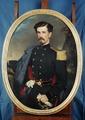 Porträtt av Walther von Hallwyl 1865. Målat av Édouard Boutibonne - Hallwylska museet - 81595.tif