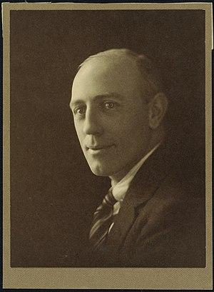 Daryl Lindsay - Image: Portrait of Daryl Lindsay, ca. 1930