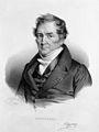 Portrait of Francois Joseph V. Broussais Wellcome M0009106.jpg
