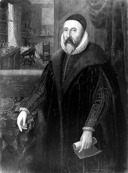 File:Portrait of John Dee Wellcome M0014534.jpg