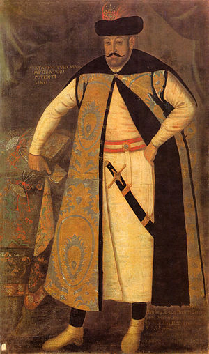 Ruthenian nobility