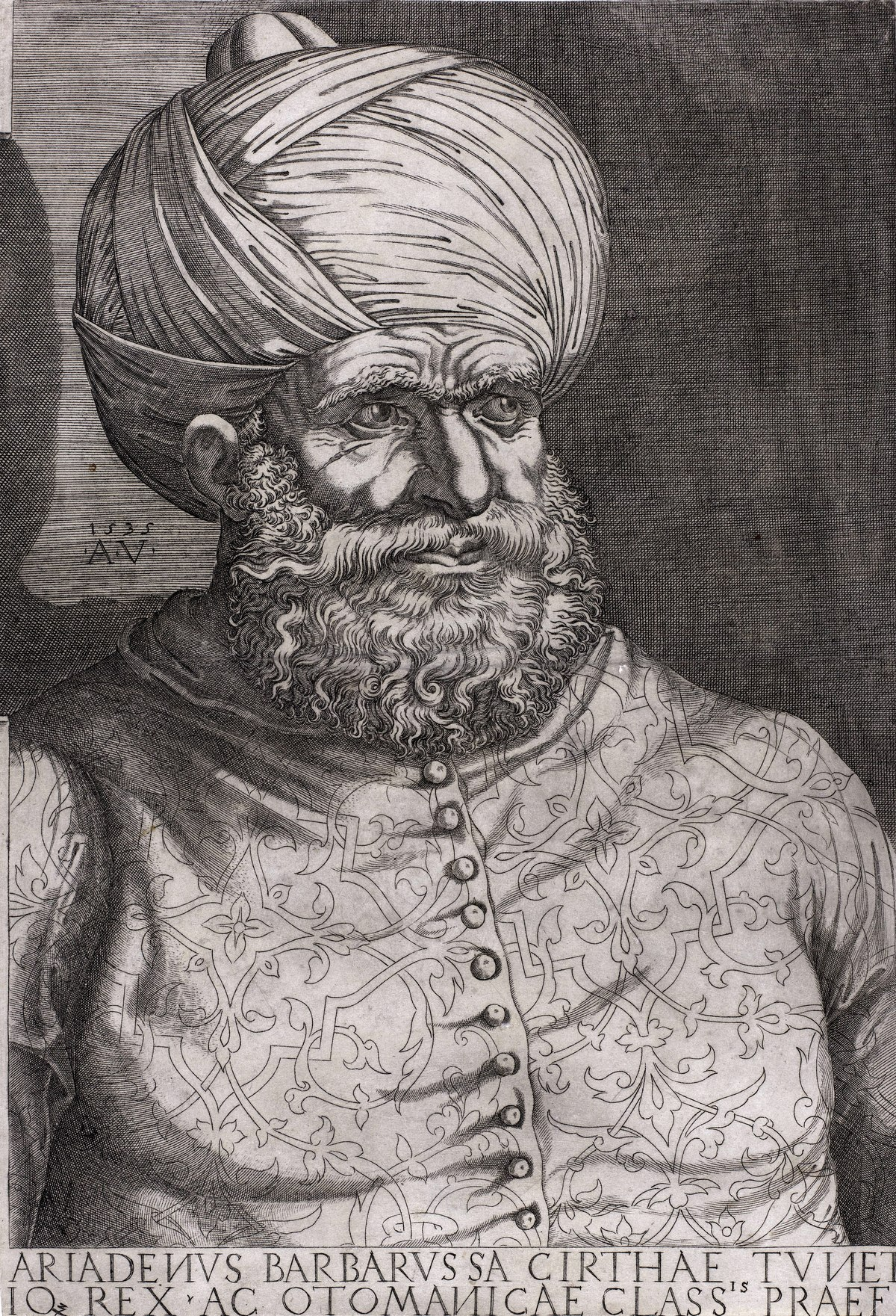 I Was Like Oh Hey Another Ulzzang But Then I Was Like: Khayr Al-Din Barbarossa