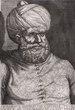 De kaper Khair ad Din Barbarossa (Roodbaard); waarschijnlijk de belangrijkste inspiratiebron voor de strip