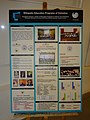 Poster by Wikimedia Levant Members at Palestine, at EduWiki 2019 Conference; Donostia, Basque Country.jpg