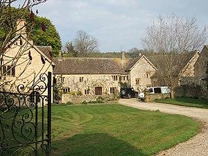 Poyntington - Image: Poyntington manor house