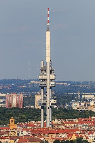 Žižkov - Žižkov Television Tower