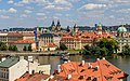 Prague 07-2016 view from Lesser Town Tower of Charles Bridge img4.jpg