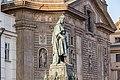 Praha 1, Křižovnické náměstí, Pomník Karla IV. 20170809 007.jpg