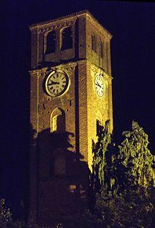La torre di segnalazione