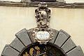 Pratovecchio, portale con stemma medici lorena.JPG