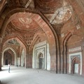 Prayer Hall - Qila-e-Kuhna Masjid - Southward View - Old Fort - New Delhi 2014-05-13 2884-2889 Archive.TIF