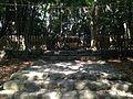 Praying place for Takamiya-Saijo in Munakata Grand Shrine (Hetsu Shrine).JPG