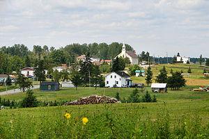Preissac, Quebec - Image: Preissac QC 1