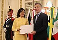 Presentación de cartas credenciales - Embajadora de Tailandia.jpg