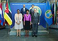 Presentation of Letters of Credentials Mozambique OPCW (46897339564).jpg