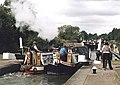 President and Kildare at Hatton Locks - geograph.org.uk - 502643.jpg