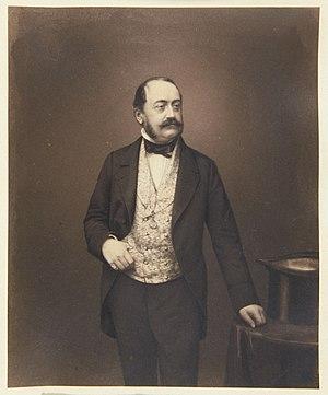 Carl, 3rd Prince of Leiningen - Prince Carl in 1855