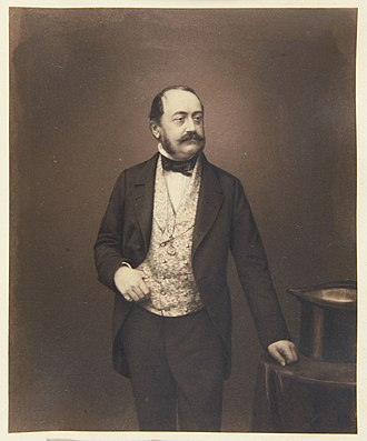 Carl, 3rd Prince of Leiningen - Prince Carl in 1855