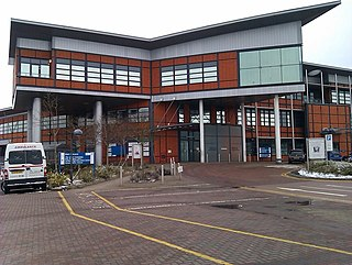 Princess Royal University Hospital Hospital in England