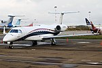 Private, M-ABEC, Embraer Legacy 600 (37008205613).jpg