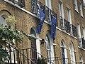 Pro EU flags in Camberwell london.jpg