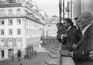 Proclamação República Portuguesa