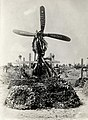 Propeller-graf voor Duitse vliegers, WOI - Propeller-grave for German fliers, WWI (6288939368).jpg