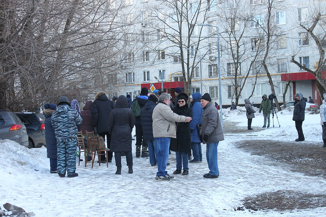 Protest against building in Ostankino (2019-03-06) 04.jpg