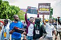 Protesters at the endSARS protest in Lagos, Nigeria 74.jpg