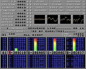 ProTracker - Protracker screenshot