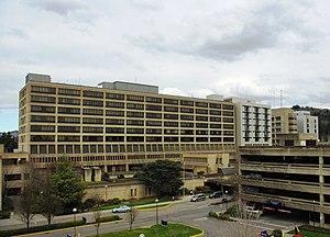 Providence St. Vincent Medical Center - Image: Providence St. Vincent's Hospital