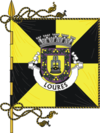 Flag of Loures, Portugal