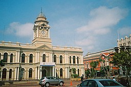 Stadshuset i Port Elizabeth i september 2006.