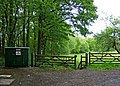 Public footpath into Wyre Forest from end of St. John's Lane - geograph.org.uk - 1310621.jpg