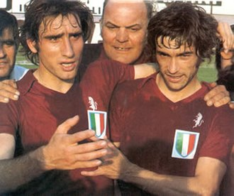 Torino F.C. - Francesco Graziani and Paolo Pulici, Torino's attacking duo in the 1975–76 season