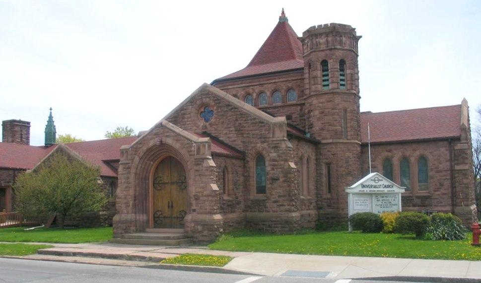 Pullman Memorial Universalist Church May 2011