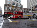 Pumper 323 at the intersection of Sherbourne and Bloor, 2014 12 17 (4) (15861846107).jpg