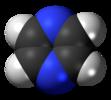Pyrazine-3D-spacefill