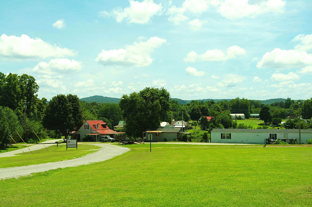 Tennessee white county walling - Tennessee White County Walling 85