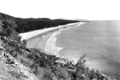 Queensland State Archives 1295 The Oaks Beach Cook Highway NQ Cairns to Mossman c 1935.png