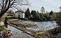 Quellen Livenza Fluss in Polcenigo, Provinz Pordenone, Italien, Europäische Union.jpg