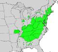 Quercus coccinea map.png