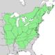 Quercus rubra range map 2.png